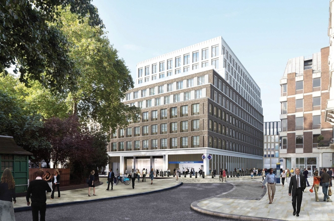CrossRail Hanover Square final image with correct roofline and massing_rgb